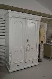 rustic antique dutch shabby chic wardrobe bedroom storage the