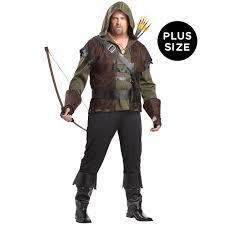 plus size superhero halloween costumes robin hood plus costume buycostumes com