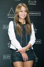 hyorin put on long hair k pop idol beauty secrets featured on most recent yahoo beauty