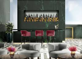 spring renovations 8 chic bar stools ideas for trendy living rooms