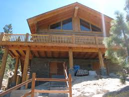 welcome to the barnes log home site in big bear lake ca
