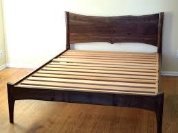 mid century modern bed frame diy u2014 tedx designs the most