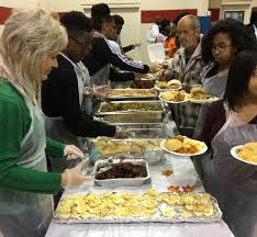 danville salvation army serves up traditional thanksgiving meal