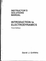 introduction to electrodynamics 3rd ed by david j griffiths