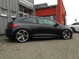 volkswagen scirocco r black vw scirocco r 595549