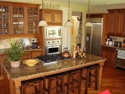 kitchen 51 perfect kitchen under stair with dark brown varnished