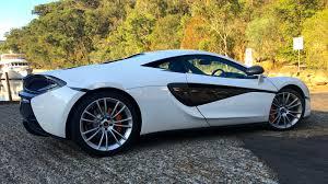 police mclaren 2016 mclaren 540c coupe review quick drive caradvice