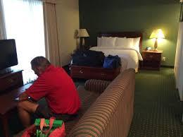 Comfort Suites Oklahoma City Living Bedroom Area Picture Of Sonesta Es Suites Oklahoma City