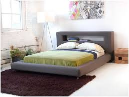 Single Bedroom Ikea Bed With Shelf Headboard Apartment Bedroom With Minimalist