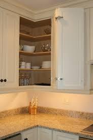 blind corner upper cabinet solutions best cabinet decoration