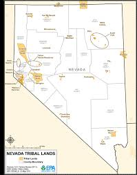 map usa indian reservations nevada tribal lands maps air quality analysis pacific