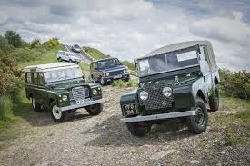 land rover 1940 land rover introduces heritage driving experiences video
