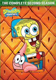 amazon com spongebob squarepants the complete 2nd season tom