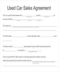 car sale contract with payments template corol lyfeline co