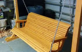 patio u0026 pergola wonderful porch bench swing the circle of swings