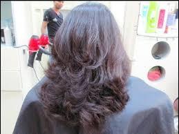 step cutting hair step with layer hair cut youtube