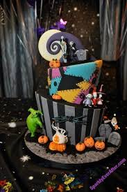 cakes with character nightmare before cake kk bean s