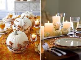table decorations for thanksgiving it s terrific thanksgiving table décor from outdoors