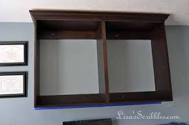 Painting Over Laminate Cabinets Staining Laminate Yes It Can Be Done Hometalk