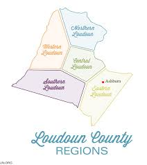 Virginia Regions Map by The Town Of Ashburn Va Real Estate In Northern Virginia