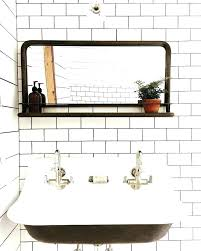 Vintage Bathroom Mirror Antique Bathroom Mirrors Engem Me