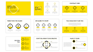 Strive A Beautiful Powerpoint Template That Inspires Ppt Tempelate