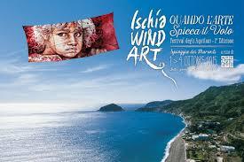 Windart Ischia Wind Art Ai Maronti I Maestri Dell U0027aquilone Il Dispari