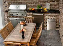 small outdoor kitchen ideas small outdoor kitchen ideas triyae small backyard kitchen