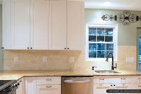 travertine tile kitchen backsplash ivory subway travertine backsplash design backsplash tile ideas