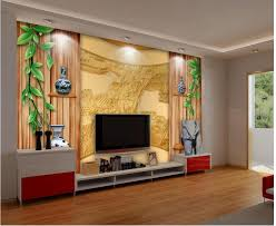 online get cheap wood wall aliexpress com alibaba group 3d wall murals wallpaper green rattan wood wall creative space tv backdrop mural 3d paintings home
