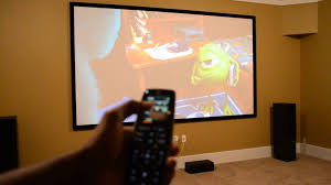home movie theater projector epson 5030ub youtube