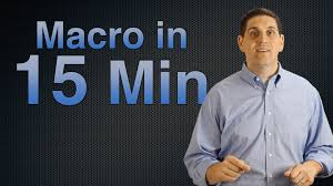 macroeconomics 15 minute review youtube