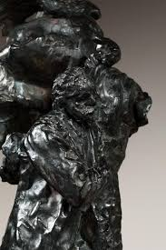 monument to victor hugo second project sketch rodin museum