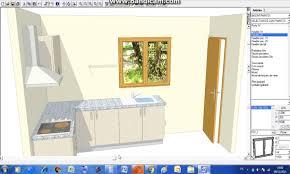 dessiner cuisine 3d comment dessiner une fenêtre et un porte sur une cuisine 3d avec