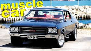 holden muscle car 7 muscle cars that aren u0027t american youtube