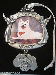 pewter cat picture frame memorial ornament loving