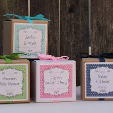 12 breanne design personalized favor boxes any color wedding