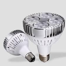 heat generating light bulbs akdsteel 35w e27 220v cob 36 led bulb high power spotlight