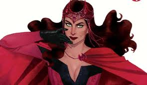 scarlet witch 1 preview released