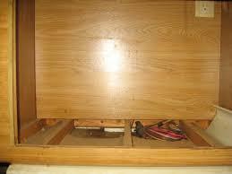 Microwave Inside Cabinet Installing A Samsung Mc12j8035ct Microwave Conve Samsung