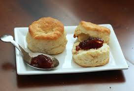 southern style biscuits with sour cream