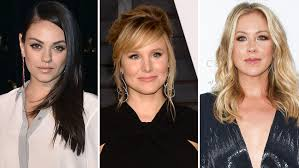 Bad Mothers Mila Kunis Christina Applegate Kristen Bell To Star In Mom