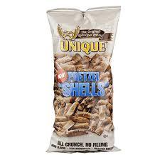 unique pretzel shells where to buy unique pretzel shells pack of four 10 oz bags food