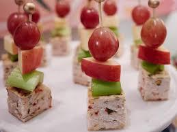 turkey waldorf bites recipe giada de laurentiis food network