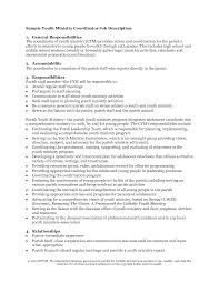 Custodian Resume Examples Resume For Youth Virtren Com