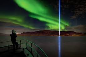 what creates the northern lights northern lights in iceland when where to see the aurora