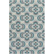 modern u0026 contemporary light blue area rug allmodern