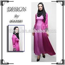 jubah moden wholesale beautiful satin jubah moden online buy jubah