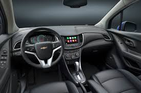 2017 chevy minivan 2017 chevy trax shows its new face autoguide com news