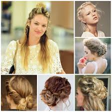 Formal Hairstyle Ideas by Pretty Messy Updo Hairstyle Ideas New Haircuts To Try For 2017